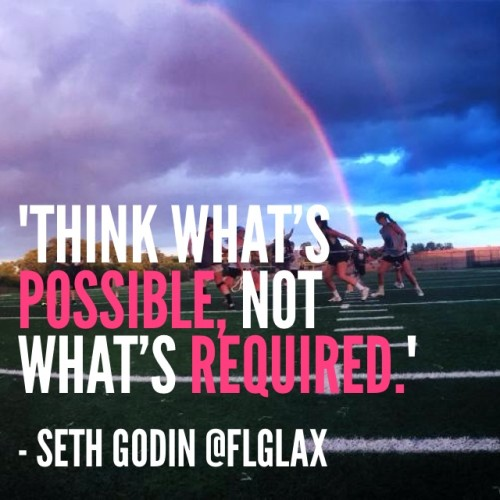 Think What's Possible