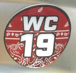 Wear 19 Decal