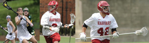 From Left to Right, Jackie Jahelka, Devin Dwyer, & Stephen Jahelka all named to Tewaaraton Award Watch List this past week. They are all FLG Alums. Big Congrats!