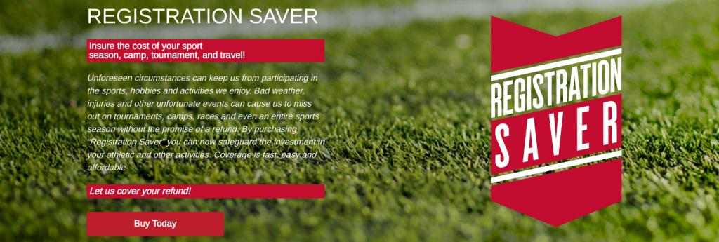 Registration Saver - Event Insurance