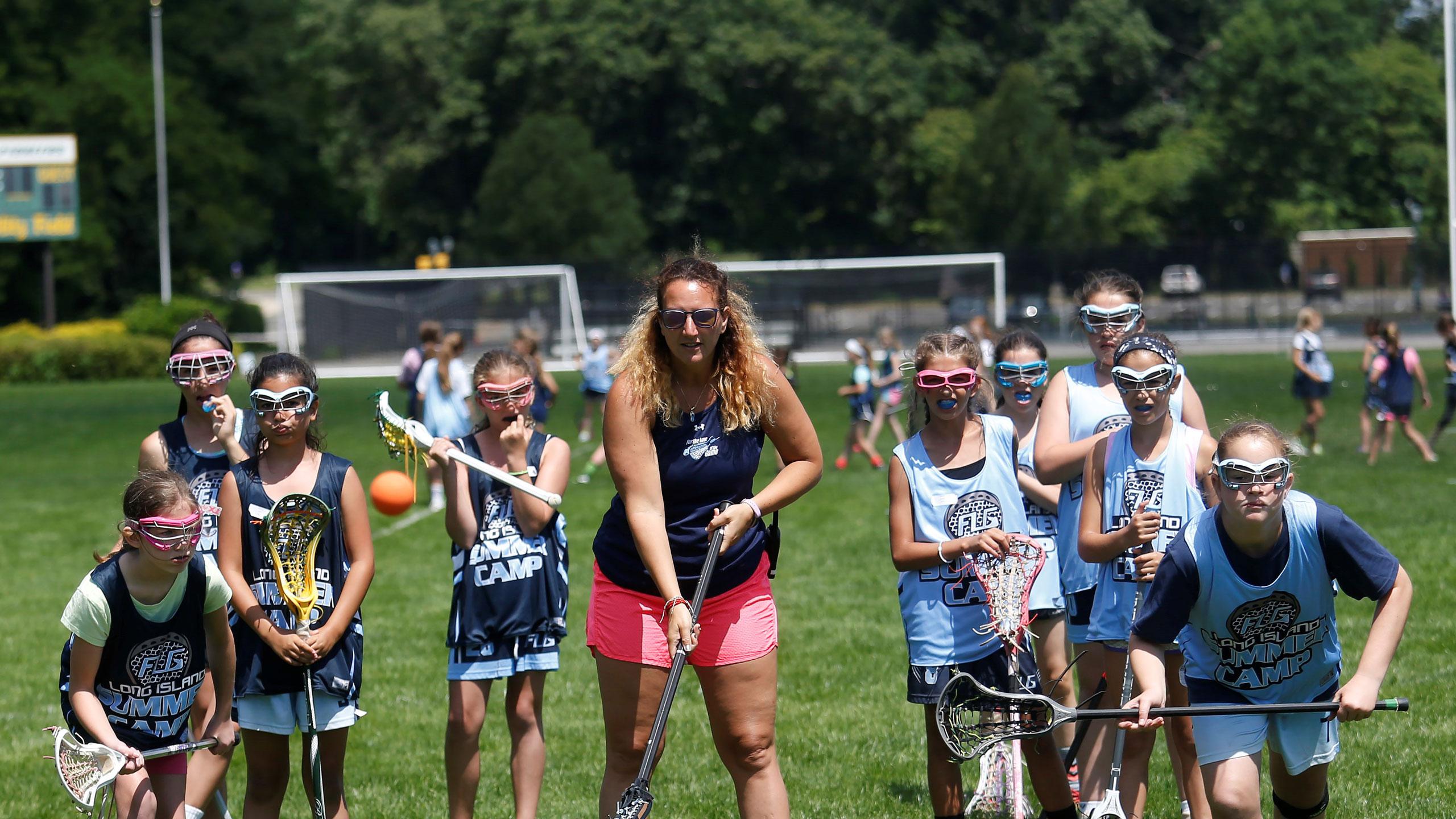 FLG Lacrosse summer camps