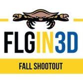 flg in 3d fall banner