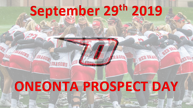 SUNY Oneonta Women's Prospect Day   FLG LacrosseFLG Lacrosse